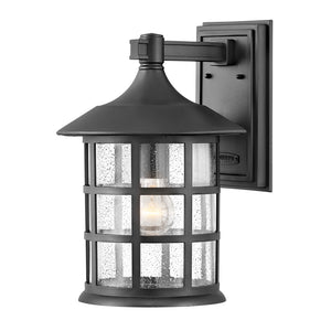 Freeport Outdoor Wall Mount by Hinkley 1865TK Coastal Elements Textured Black