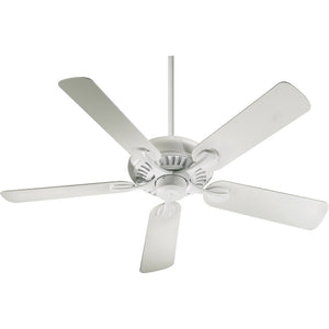 Pinnacle Patio Patio Fan in Studio White Finish 191525-8