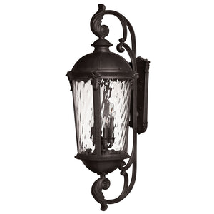 Windsor Outdoor Wall Mount by Hinkley 1929BK Black
