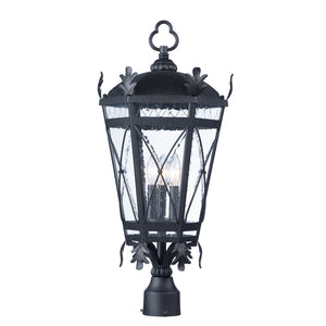 Maxim Lighting 20451CDAT Canterbury DC Pole/Post Lantern in Artesian Bronze Finish