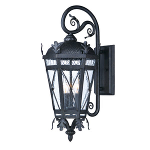 Maxim Lighting 20455CDAT Canterbury DC Wall Lantern in Artesian Bronze Finish