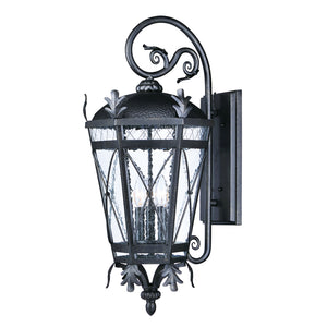 Maxim Lighting 20456CDAT Canterbury DC Wall Lantern in Artesian Bronze Finish