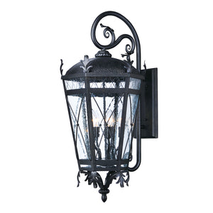 Maxim Lighting 20457CDAT Canterbury DC Wall Lantern in Artesian Bronze Finish
