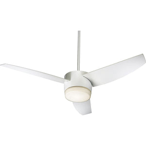 Trimark 2 Light Ceiling Fan in Studio White Finish 20543-908