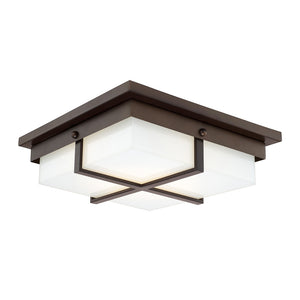 Capital Lighting  213912BB-LD LED Ceiling in Burnished Bronze