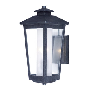 Maxim Lighting 2142CLFTAT Aberdeen 1-Light Outdoor Wall in Artesian Bronze Finish