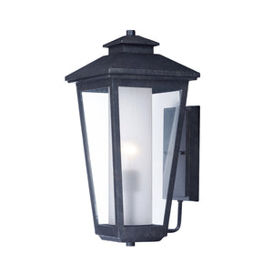 Maxim Lighting 2144CLFTAT Aberdeen 1-Light Outdoor Wall in Artesian Bronze Finish