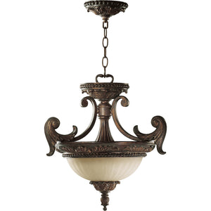 Madeleine 2 Light Dual Mount in Corsican Gold Finish 2230-18-88