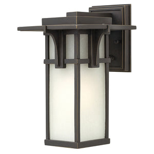 Manhattan Outdoor Wall Mount by Hinkley 2230OZ Oil Rubbed Bronze