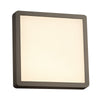 PLC Lighting 2258BZ Oliver Collection 1 Light Exterior in Bronze Finish