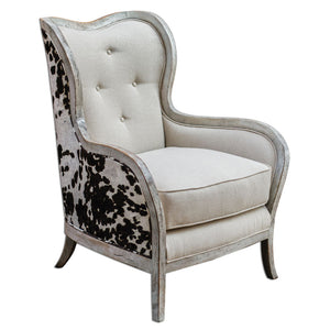 Uttermost Chalina High Back Armchair 23611