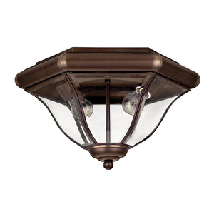 San Clemente Outdoor Ceiling by Hinkley 2443CB Copper Bronze