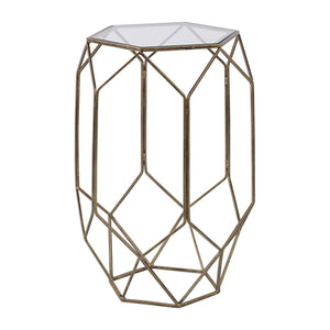 Uttermost Sanders Contemporary Accent Table 25045