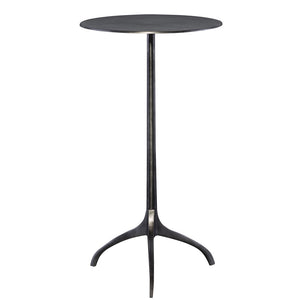 Uttermost Beacon Industrial Accent Table 25058