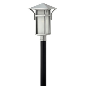 Harbor Outdoor Post Mount by Hinkley 2571TT-LED Titanium