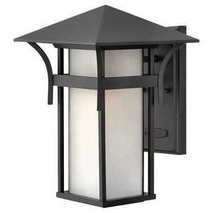 Harbor Outdoor Wall Mount by Hinkley 2574SK Satin Black