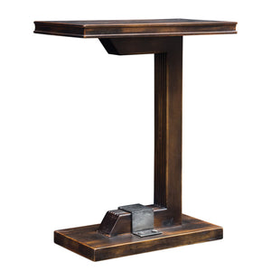 Uttermost Deacon Industrial Accent Table 25805
