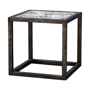 Uttermost Baruti Iron Frame End Table 25840