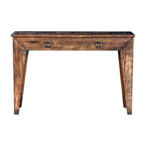 Uttermost Delara Wood Console Table 25872