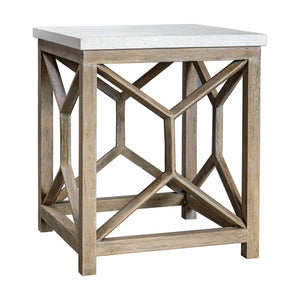 Uttermost Catali Stone End Table 25886