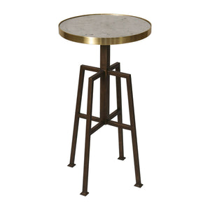 Uttermost Gisele Round Accent Table 25986
