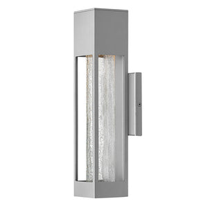 Vapor Outdoor Wall Mount by Hinkley 2850TT Titanium