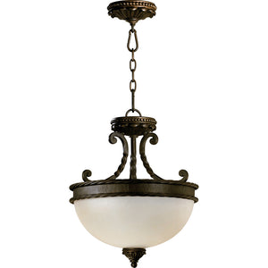 Alameda 2 Light Dual Mount in Oiled Bronze Finish 2886-15-86