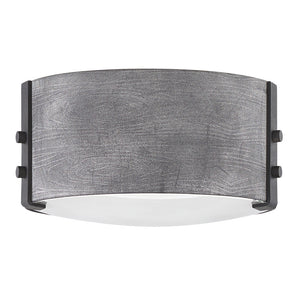 Sawyer Outdoor Ceiling by Hinkley 29201DZ Open Air Aged Zinc