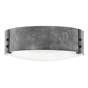 Sawyer Outdoor Ceiling by Hinkley 29203DZ-LL Aged Zinc