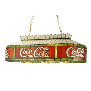 "40""L Coca-Cola Oblong Pendant by Meyda 29287"