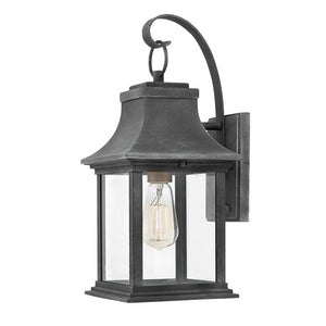 Adair Outdoor Wall Mount by Hinkley 2930DZ Heritage Aged Zinc