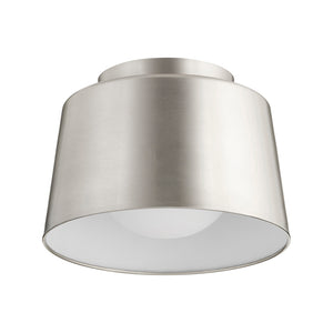 1 Light Ceiling Mount in Satin Nickel Finish 3003-11-65