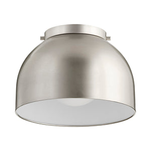 1 Light Ceiling Mount in Satin Nickel Finish 3004-11-65