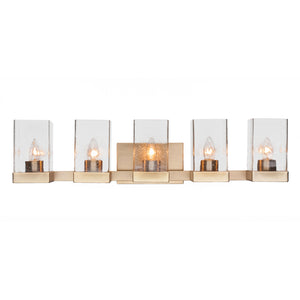 Toltec 3125-NAB-530 Bathroom Lighting in Bronze Finish