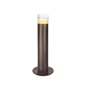 3 Light Outdoor Bollard in Antique Bronze By Eurofase 31947-015