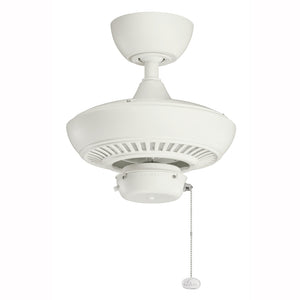 Climates Light Ceiling Fan in Satin Natural White Finish by Kichler 320500SNW