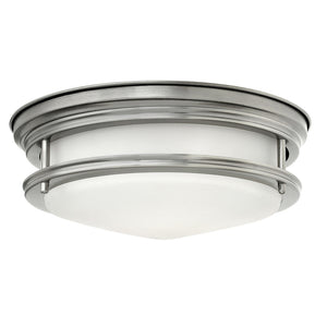Hadley Foyer Ceiling by Hinkley 3302AN-LED Antique Nickel