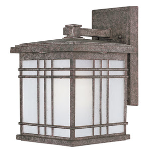 Maxim Lighting 3323FSET Sienna 1-Light Small Outdoor Wall in Earth Tone Finish
