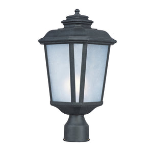 Maxim Lighting 3340WFBO Radcliffe 1-Light Medium Outdoor Post in Black Oxide Finish