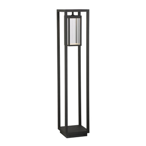 1 Light Outdoor Bollard in Graphite Grey By Eurofase 34122-013