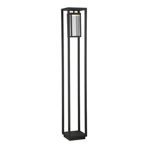 1 Light Outdoor Bollard in Graphite Grey By Eurofase 34123-010