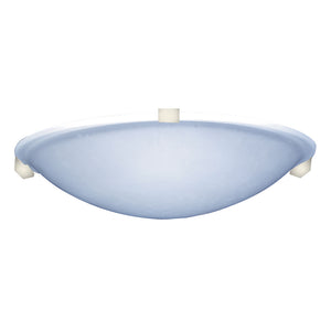PLC Lighting 3464 PB Nuova Collection 1 Light Ceiling in Polished Brass Finish