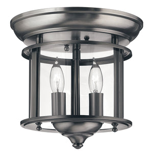 Gentry Foyer Ceiling by Hinkley 3472PW Pewter