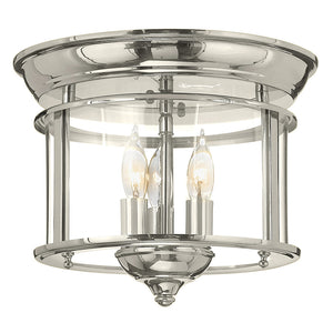 Gentry Foyer Ceiling by Hinkley 3473PN Polished Nickel