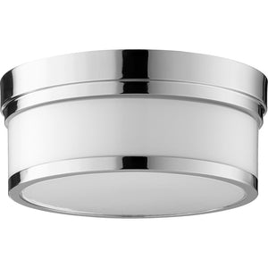 Celeste 2 Light Ceiling Mount in Polished Nickel Finish 3509-12-62