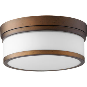 Celeste 2 Light Ceiling Mount in Oiled Bronze Finish 3509-12-86