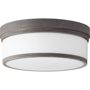 Celeste 3 Light Ceiling Mount in Zinc Finish 3509-14-17
