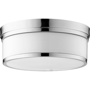 Celeste 3 Light Ceiling Mount in Polished Nickel Finish 3509-14-62