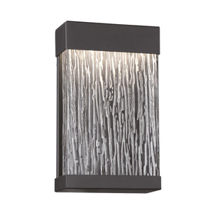 1 Light Led Surface Light in Black By Eurofase 35891-017