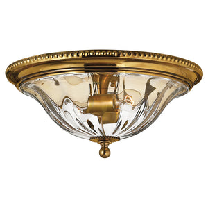 Cambridge Foyer Ceiling by Hinkley 3616BB Burnished Brass